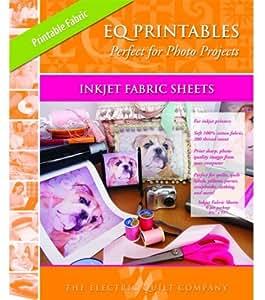 EQ Printables Inkjet Fabric Sheets