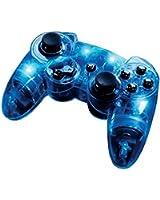 Manette sans fil afterglow A.P.2. pour PS3 bleu