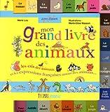 """Afficher """"Mon grand livre des animaux"""""""
