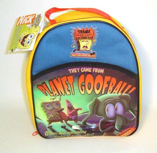 Spongebob Squarepants Insulated Lunch Bag - 1