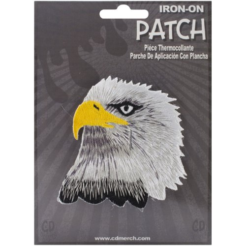 Application Eagle Head Patch