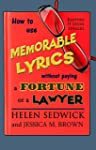 How To Use Memorable Lyrics Without P...