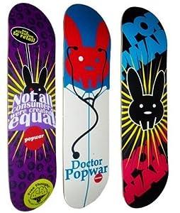3 Popwar Skateboard Deck Lot Sports Outdoors