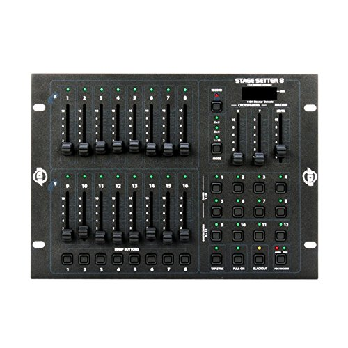 stage setter 8 dmx controller manual