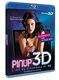 echange, troc Pinup 3D - L'art du striptease - Blu-ray 3D active [Blu-ray]