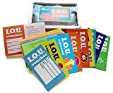 IOU Cards - Gift of Favors, Reward Cards, Busy parent's survival kit