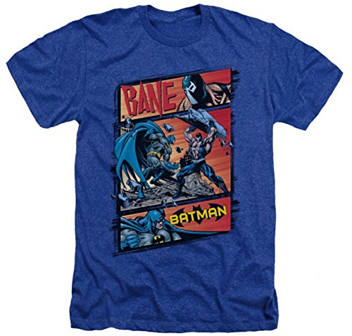 Batman Bane Epic Battle Heather T-Shirt