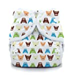 Thirsties Duo Wrap Snap, Hoot, Size O...