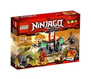LEGO Ninjago Mountain Shrine 2254