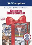 Sports Illustrated Magazine Gift Certificate: 42-Issue Subscription (Giftscriptions)