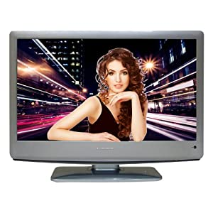 iSymphony LC24IF56GM 23.6-Inch 1080p LCD TV – Gun Metal Gray
