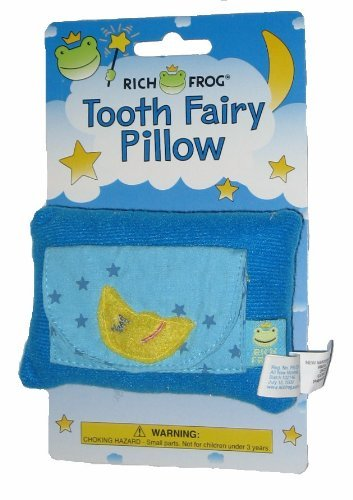 Tooth Fairy Pillow Moon - 1