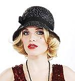 Forum Novelties Women's Flapper Costume Deluxe Sequin Hat