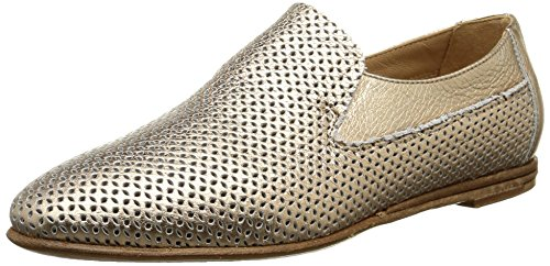 NOW2694 - Ballerine Donna , Oro (Or (Lamé Champagne)), 37