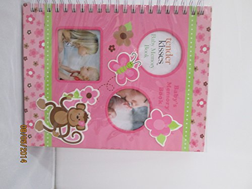 Baby Girl Record Book front-3993