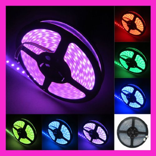 Silicon Tube 5050 Rgb Led Strip Light 5M 300Leds Waterproof
