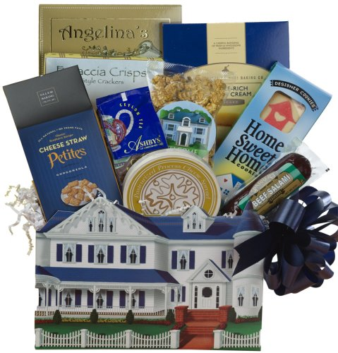 Home Gift Basket Ideas: Welcome To Your New Home Gift Basket