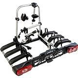 Uebler 15710 Kupplungsträger P32 für 3 Fahrräder mit EuroBE und gabe, erweiterbar auf 4 Räder, E-Bike geeignet