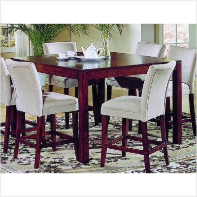 Buy Low Price Woodbridge Home Designs 721 Series Pub Dining Table In Cherry 721 36