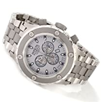 Invicta Mens Reserve Specialty Subaqua Swiss Chronograph Stainless Steel Watch 0970
