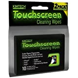 Kimtech Touchscreen Cleaning Wipes for Phones, Computers and Glasses (2 PACK)