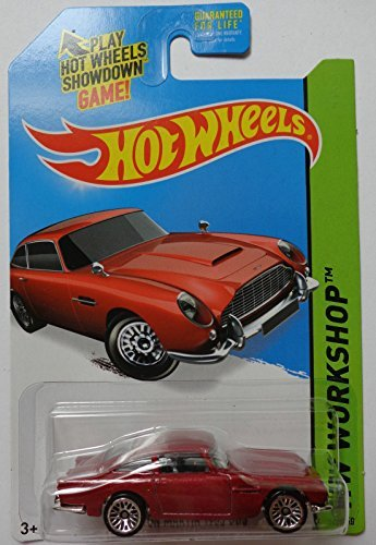 2015 Hot Wheels Aston Martin 1963 DB5 HW Workshop - 1