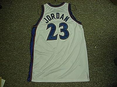 Michael Jordan Washington Wizards 2002-03 Game Worn Jersey