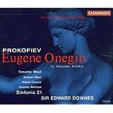 Prokofiev: Eugene Onegin