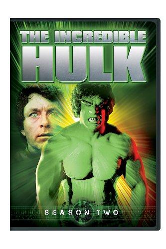 Incredible Hulk: Season Two [DVD] [Import]