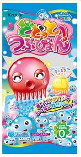 Japan Kracie Tsubupyon Soda flavor 2013 March NEW!! DIY candy Happy Kitchen by Dodotto Tsubupyon