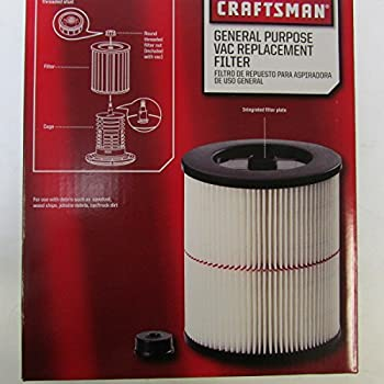 Craftsman Vac Cartridge Filter
