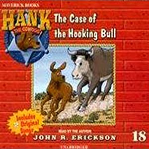 The Case of the Hooking Bull | [John R. Erickson]