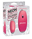 Pipedream Products Inc. Neon Luv Touch 5 Function Bullet - Pink