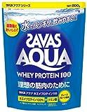 ザバス(SAVAS) アクア ホエイプロテイン100 グレープフルーツ風味 800g