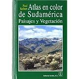 Atlas de sudamerica. paisajes y vegetacion
