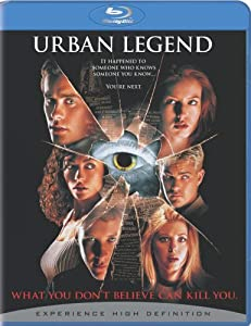Urban Legend (+ BD Live) [Blu-ray]