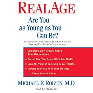 RealAge Audiobook