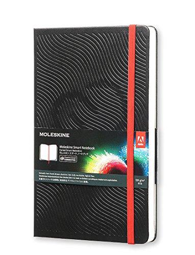 モレスキン ノート Adobe スマートノートブック ハードカバー ラージ SKSMARTNTBKADBE01