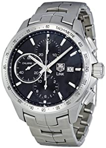 TAG Heuer Men's CAT2010.BA0952 Link Chronograph Watch