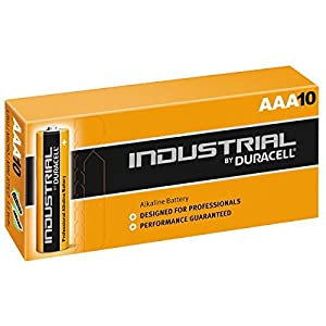 Duracell Procell Battery Alkaline 1.5V AAA Ref MN2400 [Pack of 10]