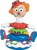 Payaso Stacker BB 368 - colorido pila del payaso - Interactivo payaso con luz y sonido - Destreza juguete