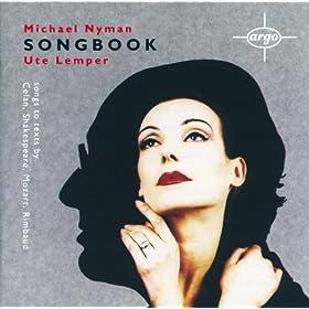Michael Nyman: Songbook