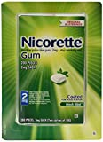 Nicorette Gum Fresh Mint 2 mg - 200 Count