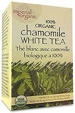 100 Organic Chamomile White Tea -18 bags Brand Uncle Lees Tea