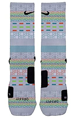 What the Multi - Custom Designed Nike Elite Socks