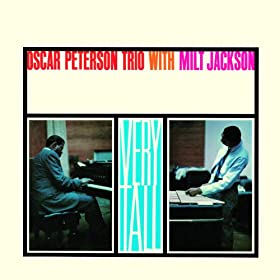 Very Tall (with Milt Jackson) [Bonus Track Version]