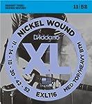 D'Addario EXL116 Nickel Wound Electri...