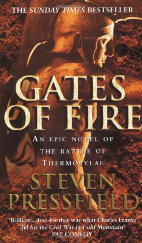 Cover of Gates of Fire: An Epic Novel of the Battle of Thermopylae