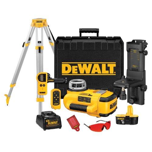 dewalt-dw079kdt-18-volt-self-leveling-rotary-laser-kit-with-laser-detector-and-tripod