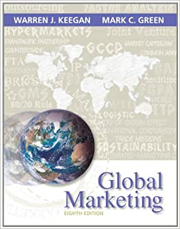 Global Marketing Plus 2014 MyMarketingLab With Pearson EText -- Access Card Package (8th Edition)